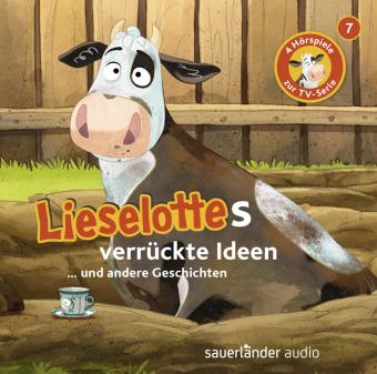 Lieselottes verrückte Ideen, 1 Audio-CD