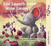 Lilo Lausch liebt leise Lieder, 1 Audio-CD Cover
