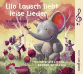 Lilo Lausch liebt leise Lieder, 1 Audio-CD