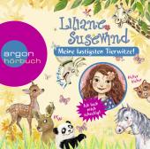Liliane Susewind - Meine lustigsten Tierwitze, 1 Audio-CD