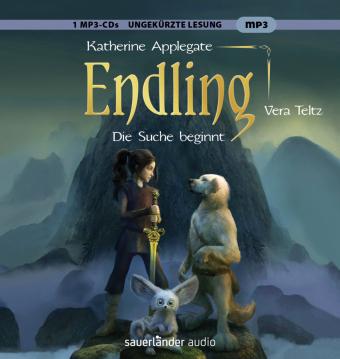 Endling - Die Suche beginnt, 1 Audio-CD, MP3