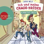 Ich und meine Chaos-Brüder - Alarmstufe Umzug, 1 Audio-CD Cover