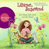 Liliane Susewind - Ein Hase fällt nicht auf die Nase, 1 Audio-CD
