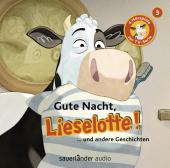 Gute Nacht, Lieselotte!, 1 Audio-CD Cover
