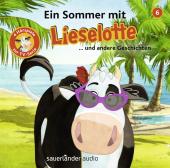 Ein Sommer mit Lieselotte, 1 Audio-CD Cover