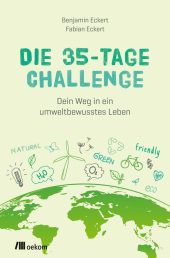 Die 35-Tage-Challenge Cover