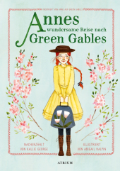 Annes wundersame Reise nach Green Gables Cover