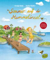 Sommer auf der Hummelinsel Cover
