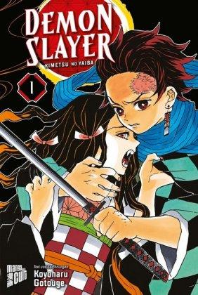 Gotouge, Koyoharu: Demon Slayer