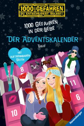 Der Adventskalender - 1000 Gefahren in der Liebe