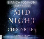 Midnight Chronicles - Todeshauch, 2 Audio-CD, MP3