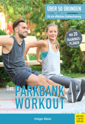 Das Parkbank-Workout Cover