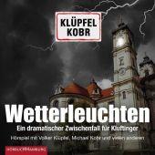 Wetterleuchten. Ein dramatischer Zwischenfall für Kluftinger, 2 Audio-CD Cover