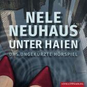 Unter Haien, 4 Audio-CD, MP3