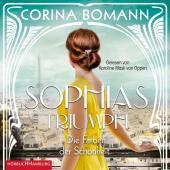 Die Farben der Schönheit - Sophias Triumph, 2 Audio-CD, MP3
