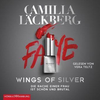 Wings of Silver. Die Rache einer Frau ist schön und brutal, 2 Audio-CD, MP3