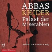 Palast der Miserablen, 2 MP3-CD Cover