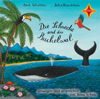 Die Schnecke und der Buckelwal, 1 Audio-CD