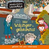 Detektivbüro LasseMaja - Das Wikingergeheimnis, 1 Audio-CD