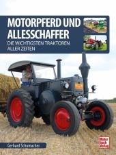 Motorpferd und Allesschaffer Cover