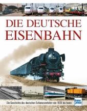 Die Deutsche Eisenbahn Cover