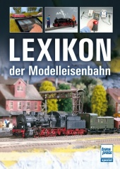 Lexikon der Modelleisenbahn