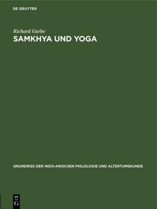 Samkhya und Yoga