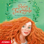 Ruby Fairygale - Der Ruf der Fabelwesen, 3 Audio-CD Cover