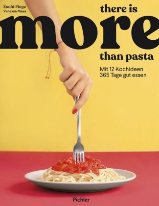 there is more than pasta