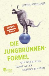 Die Jungbrunnen-Formel Cover