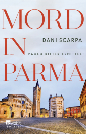 Mord in Parma Cover