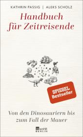 Handbuch für Zeitreisende Cover