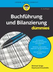 Buchführung und Bilanzierung für Dummies Cover
