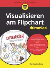 Visualisieren am Flipchart für Dummies Cover