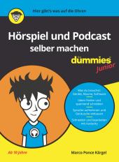 Hörspiel und Podcast selber machen für Dummies Junior Cover
