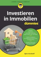 Investieren in Immobilien für Dummies Cover