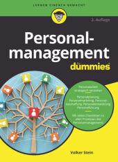 Personalmanagement für Dummies Cover