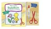 Mein erstes Bastelbuch mit Kinderschere und Klebestift (Küken)