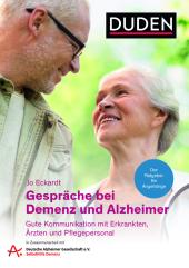 Gespräche bei Demenz und Alzheimer Cover