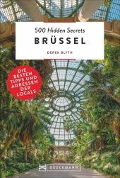 500 Hidden Secrets Brüssel Cover