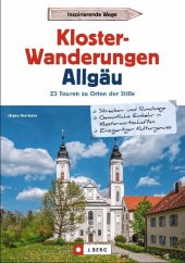 Klosterwanderungen Allgäu Cover