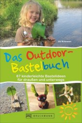 Das Outdoor-Bastelbuch Cover