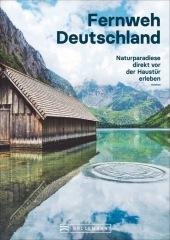Fernweh Deutschland Cover