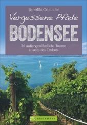 Vergessene Pfade Bodensee Cover