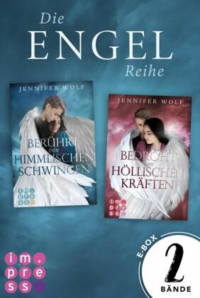 Sammelband der romantischen Engel-Fantasyserie (Die Engel-Reihe )