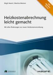 Heizkosten für Vermieter und Verwalter - inkl. Arbeitshilfen online