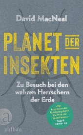 Planet der Insekten Cover