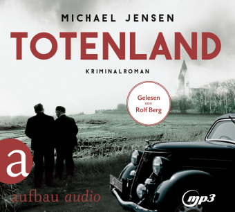 Totenland, 2 Audio-CD, MP3
