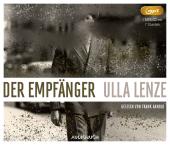 Der Empfänger, 1 Audio-CD, MP3 Cover