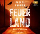 Feuerland, 2 Audio-CD, MP3